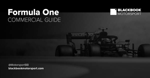 Formula One 2021 commercial guide: Every team, every sponsor, all the major rights deals