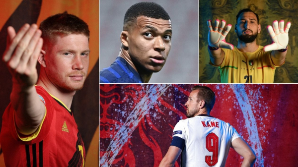 Euro 2020 commercial guide: Every team, every sponsor, every venue and all the major TV deals