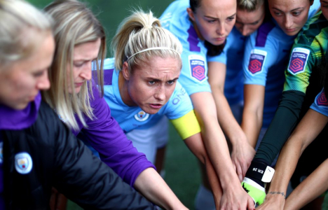 'We're breaking barriers': Rob Mitchell on the FA Player's WSL strategy