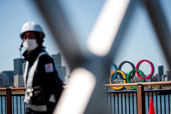 Jamie Gardner   Why Tokyo 2020 could spell the end of the Olympic arms race