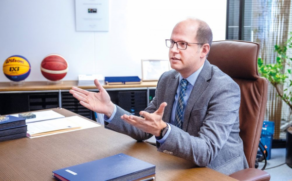 Beyond the court: How Fiba and the NBA are aligning strategies on the Basketball Africa League