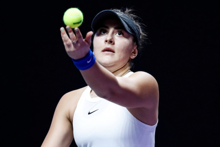 Study: Tennis ace Bianca Andreescu's social media value hits US$35k per post