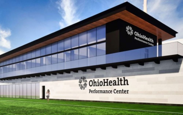 Columbus Crew seal OhioHealth training hub naming rights deal