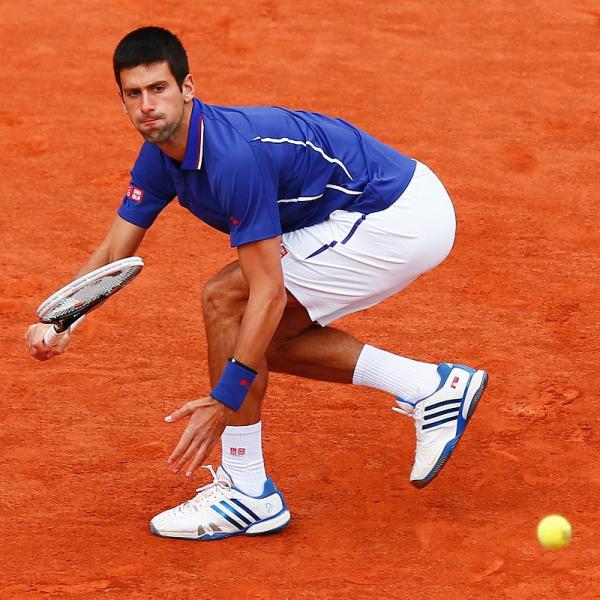 Monarquía dolor de estómago Tercero  Djokovic inks long-term Adidas footwear deal - SportsPro Media