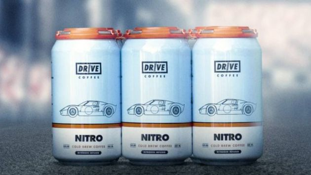 F1 and Drive Coffee brew up multi-year partnership