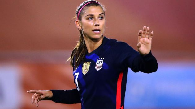 USWNT and U.S. Soccer settle part of their lawsuit