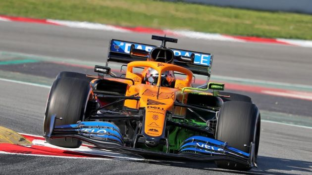 McLaren considering sale of a minority stake in F1 team