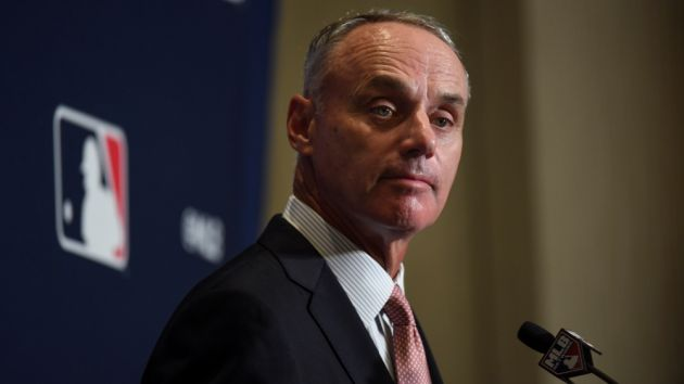 Rob Manfred 'Pressing Ahead' With Plan For Fans At NLCS, WS