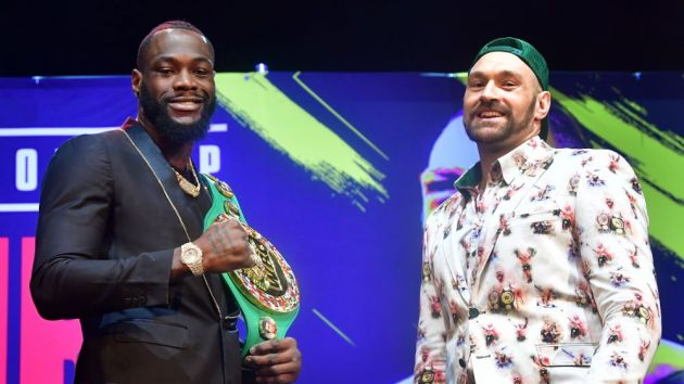 Fury vows to make his dream real ahead of Wilder battle