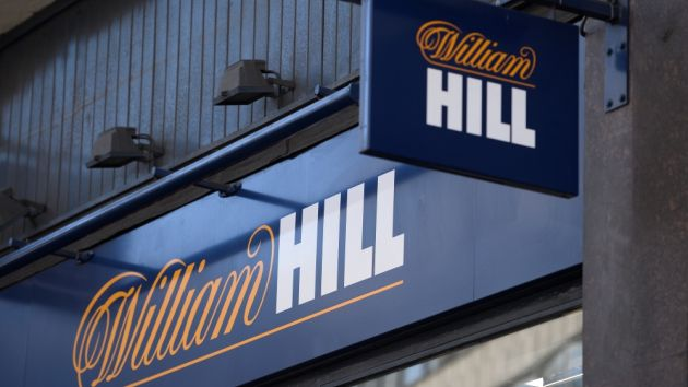 Caesars tables £2.9bn takeover bid for William Hill