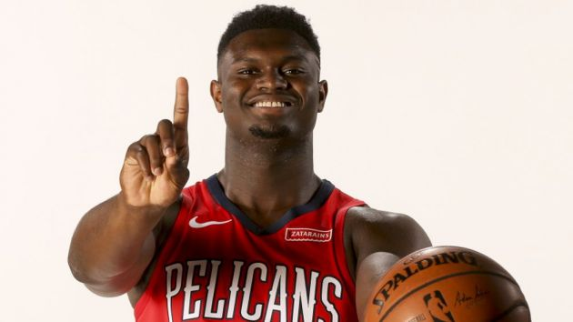 Zion Williamson Gives New Orleans Pelicans Season Ticket