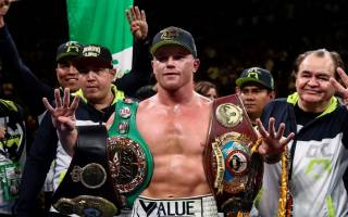 Canelo-Saunders to go ahead in front of over 60,000 fans at AT&T Stadium
