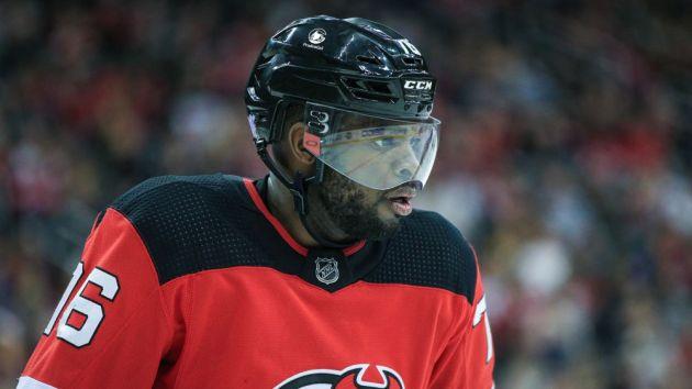 Devils, Capitals become 1st teams to unveil helmet ads