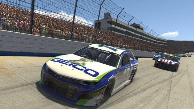 William Byron wins Pro Invitational event at virtual Dover