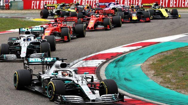 Chinese Grand Prix postponed by F1 organizers due to coronavirus