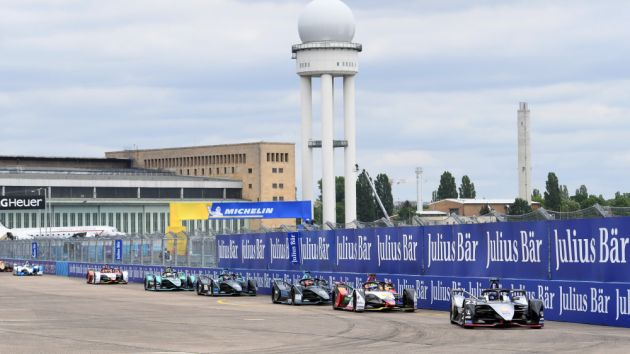 Formula E to Hold 6 Races in 9 Days for Finishing Season