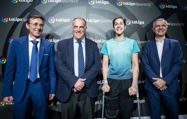 La Liga launches OTT service to boost visibility of Spanish sport