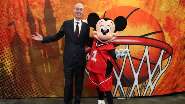 Report NBA in 'serious talks' to resume season at Disney World Orlando