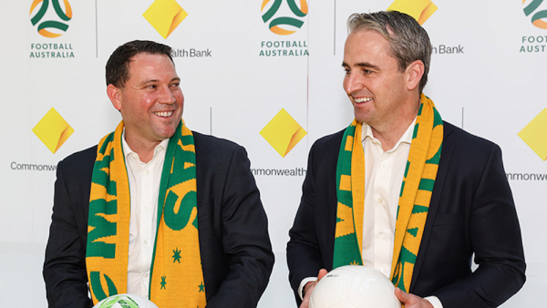 CBA to replace Westfield as largest investor in Australian women's soccer