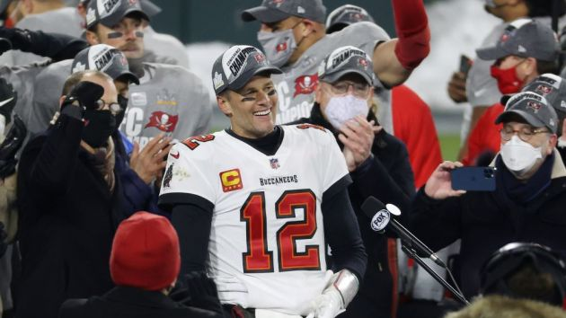 Andy Reid says Brady's title run with Bucs is 'unbelievable'