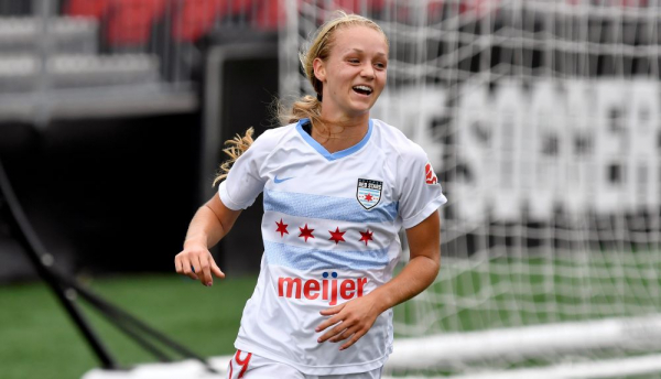 NWSL and Ally agree league-wide sleeve sponsorship deal