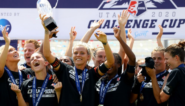 Challenge Cup final draws 653k viewers for most-watched NWSL game in history