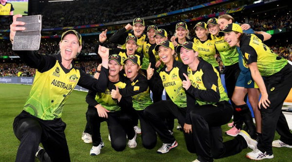 ICC hails Women's T20 World Cup's 1.1bn video views