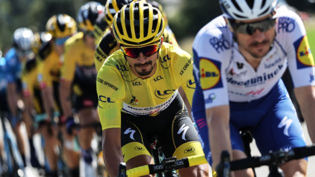 Tour De France Scores Strong Domestic Tv Ratings On Opening Weekend Says Report Sportspro Media