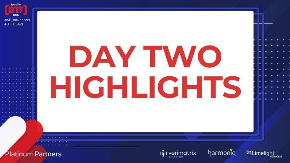 OTT Summit USA day two highlights: Insights from ESPN, Facebook, Turner Sports and more