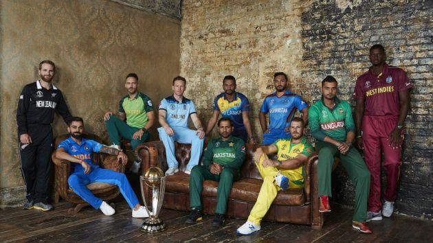 Sky England Cricket World Cup Winners T-shirt