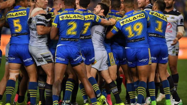 Parramatta Eels Announce Expanded Deal With Aland Sportspro Media