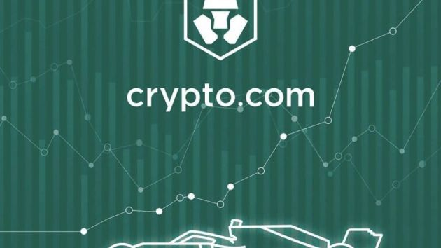 Aston Martin F1 pen deal with Crypto.com
