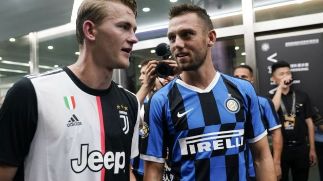 Serie A Shirt Sponsorships Worth 115 9m Say Report Sportspro Media