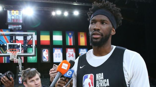NBA's Basketball Africa League names host cities ahead of first ...