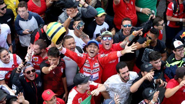 F1 garante contrato de direitos de TV brasileira com a Band
