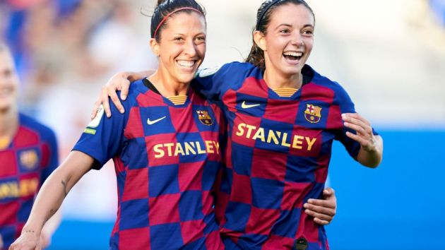 Barcelona To Broadcast Every Women S Home Game In House Sportspro Media