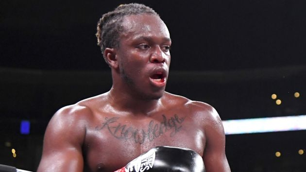Wasserman partners with YouTuber KSI for new boxing promotion company