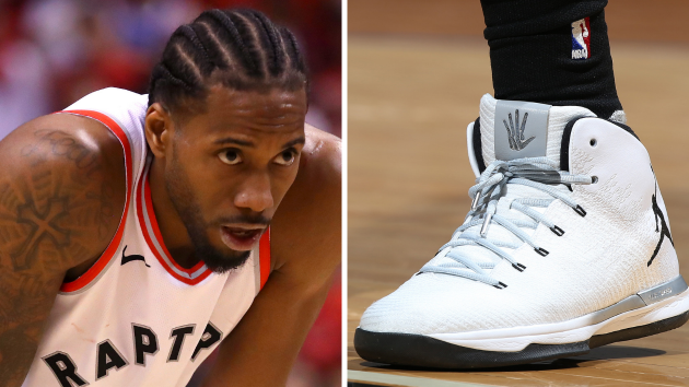 Kawhi Leonard suing Nike over 'Klaw