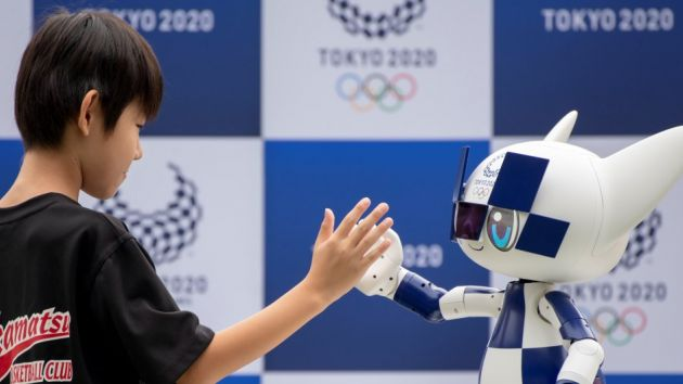 Tokyo 2020 unveils robots to support fans and athletes during Olympic Games  - SportsPro Media