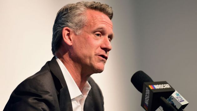 'Nascar absolutely not for sale', says Steve Phelps