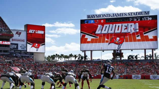 tampa bay buccaneers stadium named nfl s best for technology experience sportspro media tampa bay buccaneers stadium named nfl