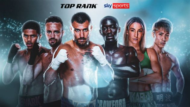 Sky Sports inks Top Rank and Boxxer rights deals