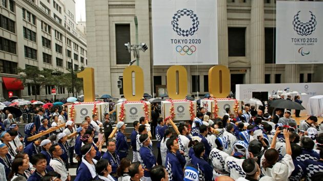 Tokyo 2020 partners with 2019 Rugby World Cup and 2021 ...