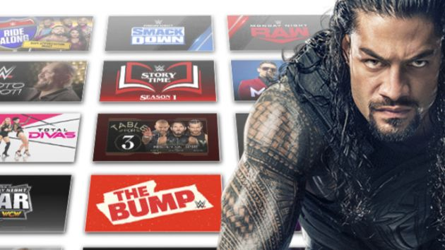 Wwe Launches Free Version Of Wwe Network Sportspro Media