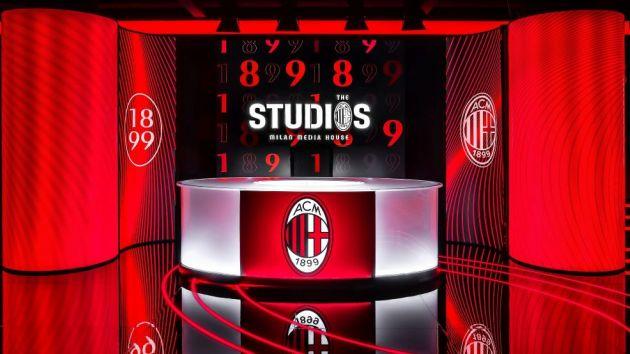 Il Milan ha lanciato un media center interno per concentrare le sue operazioni sui contenuti