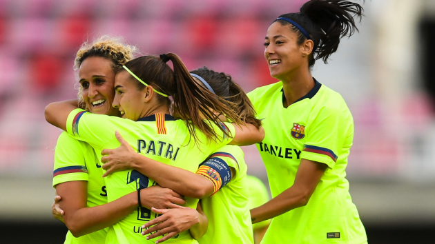 Barcelona Plot Us Expansion With Nwsl Team Sportspro Media