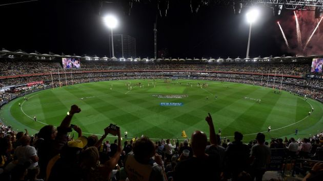 The Gabba to be centrepiece of 2032 Olympic Games if ...