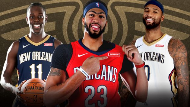 New Orleans Pelicans Sign Jersey Deal With Local Flavour Sportspro Media