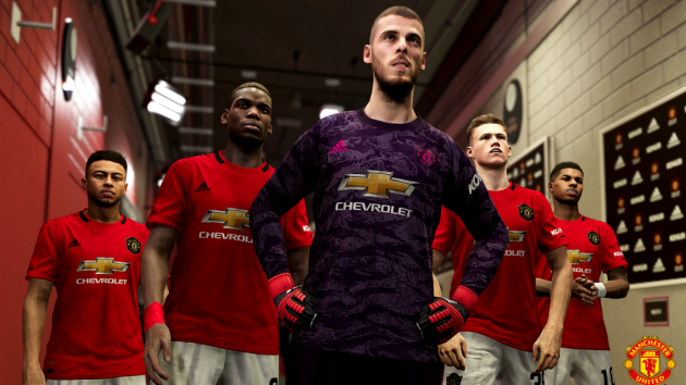Manchester United Collaborate With Konami On Pes 2020 Sportspro Media