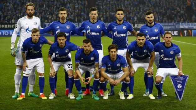 Schalke Kit Up With Umbro Sportspro Media